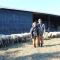 Meet Kim and Gary of Alder Creek Farm!  You just have to try their Lamb Products!